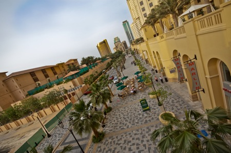 Dubai Marina Mall And The Walk Mohamed Sirajudeen