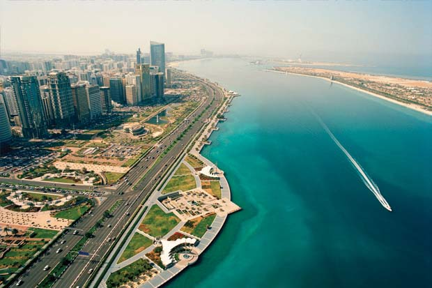 Abudhabi_Corniche